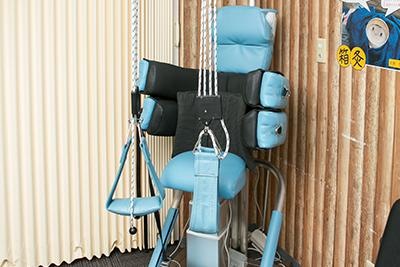 浮遊式腰痛治療器(プロテック)