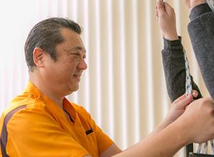 当院は『日本柔整外傷協会(JJTA)』に所属し、外傷治療を中心とした幅広い施術に取り組んでおります。