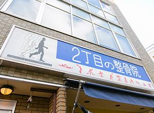 「河内松原駅より徒歩3分