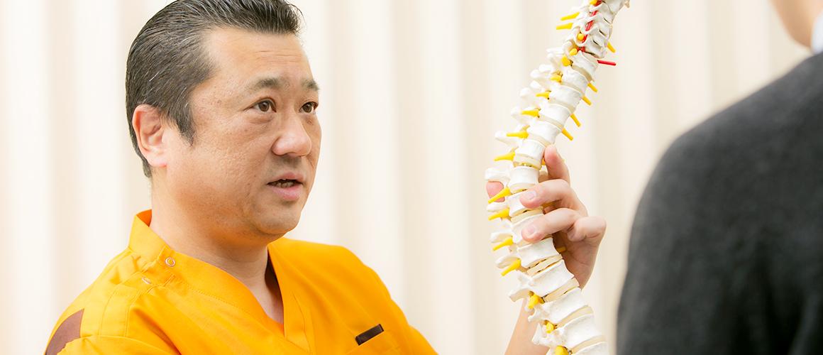 ケガ・身体の痛み・スポーツ外傷・交通事故治療なら大阪府松原市の2丁目の整骨院