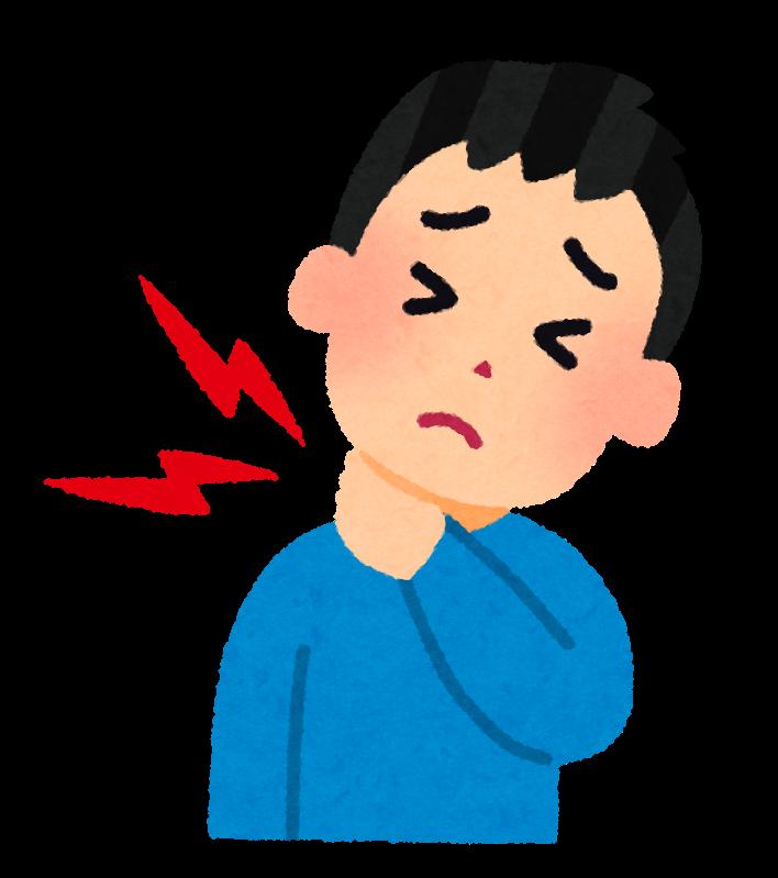 むち打ちは交通事故だけではないのです…|スポーツ外傷・肩こり・腰痛なら大阪府松原市の2丁目の整骨院